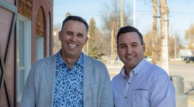 Surex Owners - Lance Miller and Matt Alston